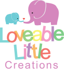 Loveable Little Creations Logo